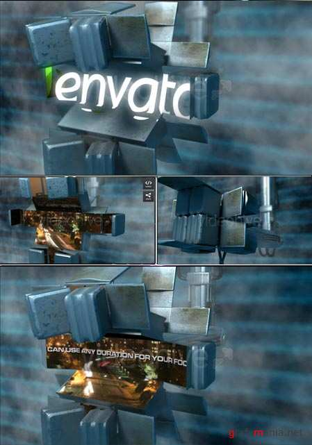 Videohive After Effects Project roboboard 111692