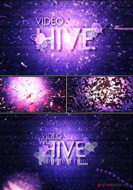 Videohive After Effects Project nova title hd 58904