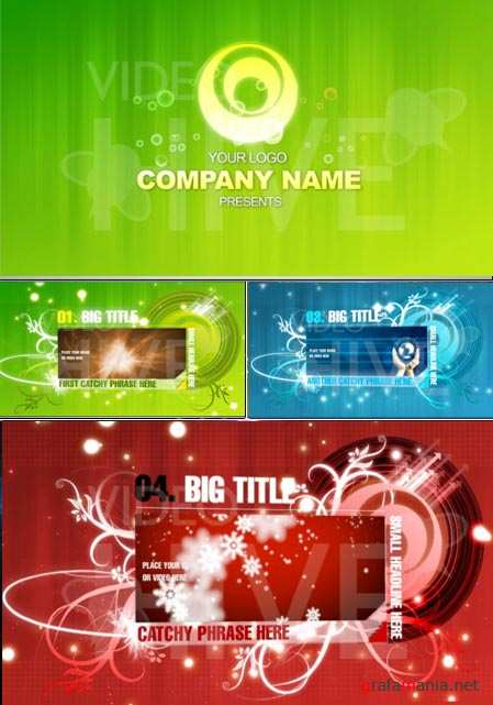 Videohive After Effects Project design template v01 36098