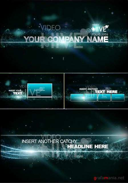 Videohive After Effects Project hitech corporate template 59823