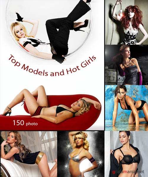 Top Models and Hot Girls