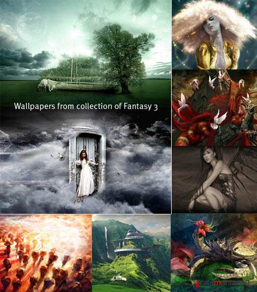 Wallpapers from collection of Fantasy 3