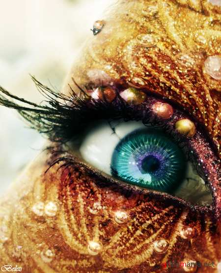 19 stunning eyes photo
