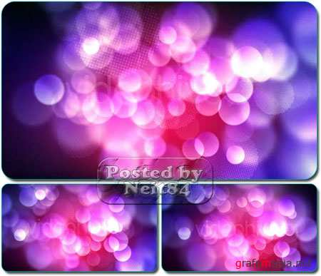 VideoHive motion HD Off focus particles 2