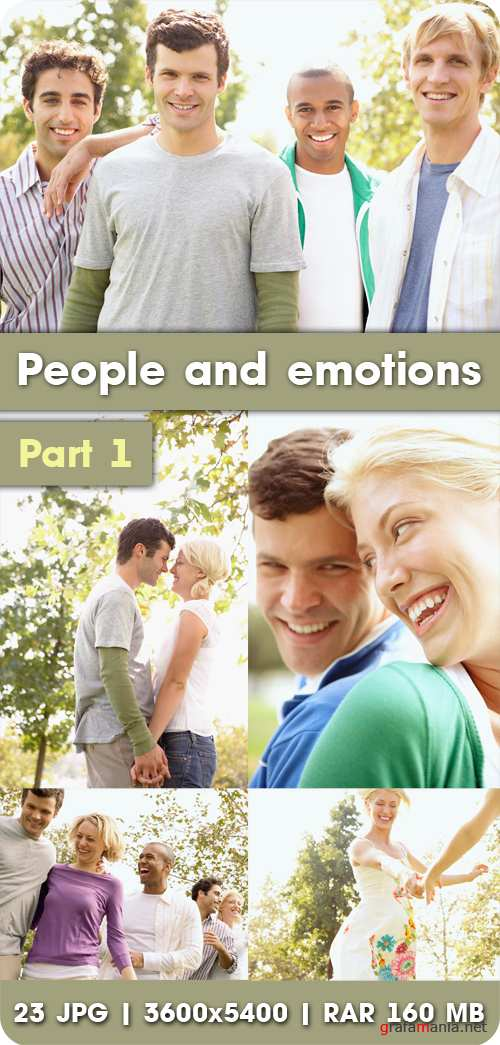 People and emotions (Part 1)