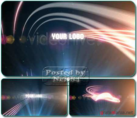 VideoHive AE project Stroky Logo
