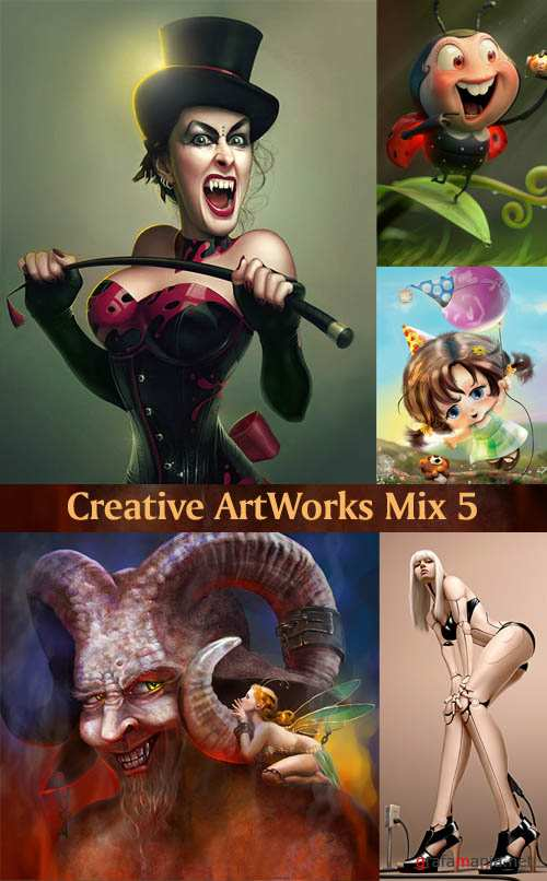 Creative ArtWorks Mix 5