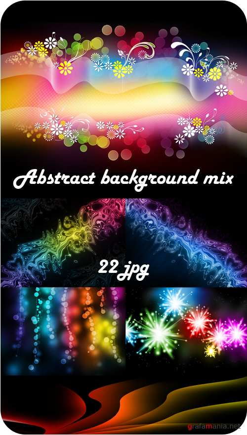 Abstact background mix