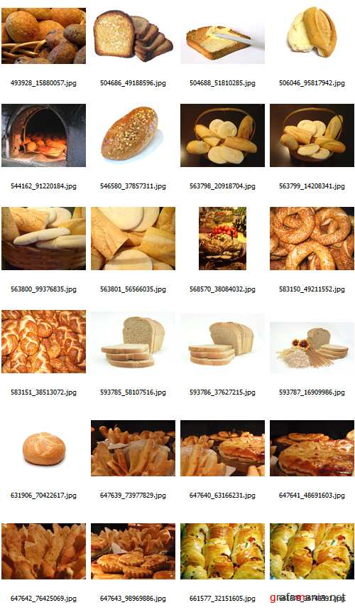 Bread grand collection