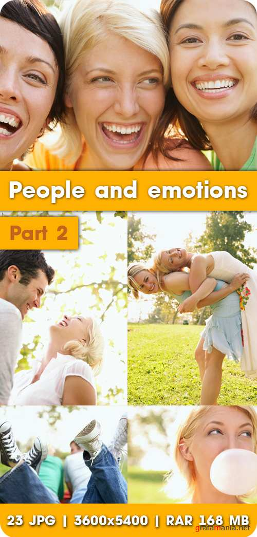 People and emotions (Part 2)