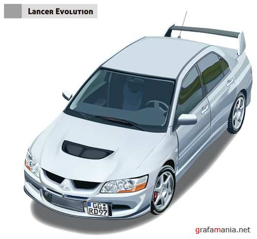 Vector Lancer Evolution