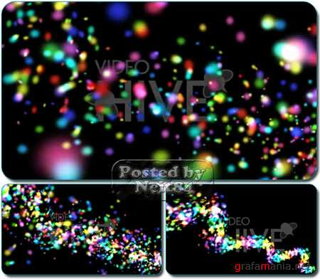 VideoHive motion Rainbow Spurt Transition HD