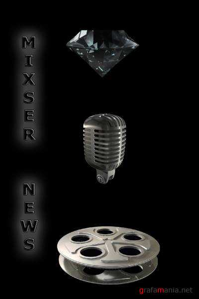 VideoHive - Diamond, Camera, Microphone