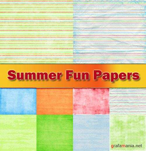��������� ������� - Summer Fun Papers