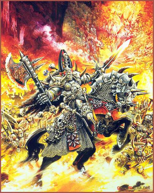 The World of Warhammer