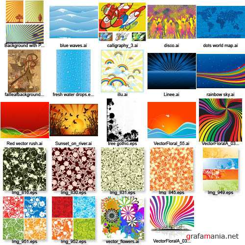 Stock Images Patterns & Background
