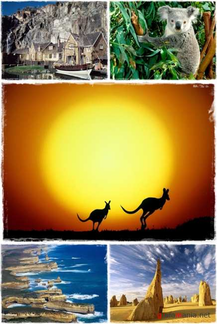 Wallpapers - Australia Pack