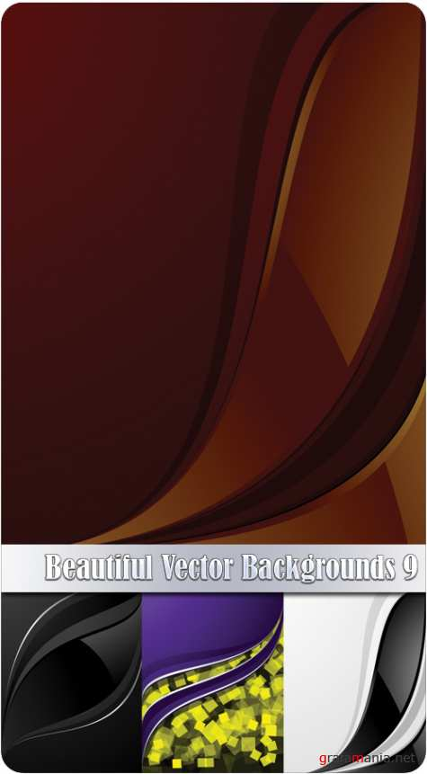 Beautiful Vector Backgrounds 9