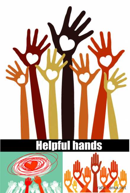 Helpful hands