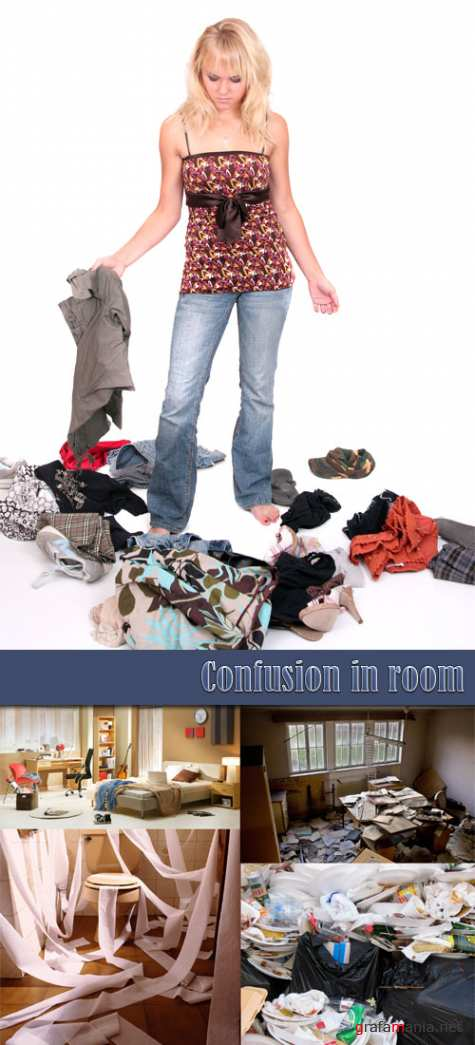 Confusion in room
