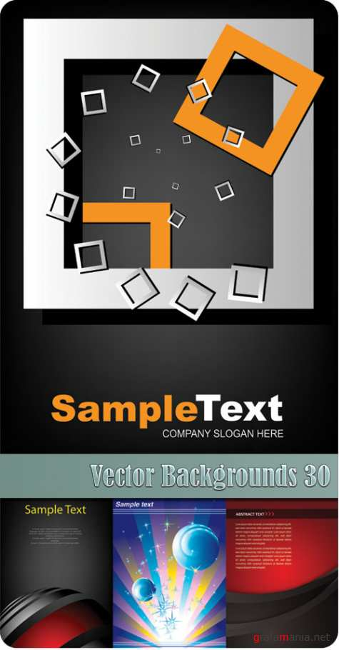 Vector Backgrounds 30