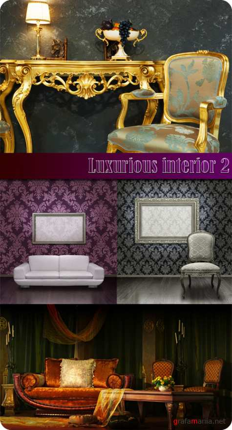 Luxurious interior 2