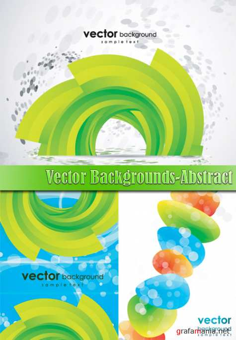 Vector Backgrounds-Abstract