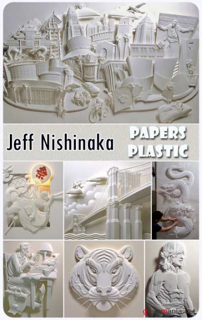 Papers Plastic for Jeff Nishinaka