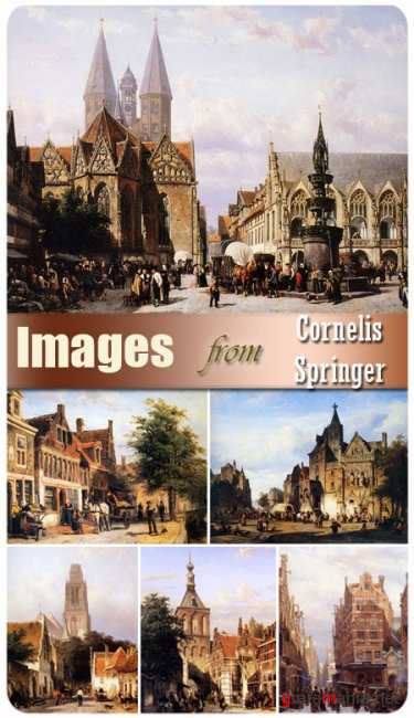 Images from Cornelis Springer
