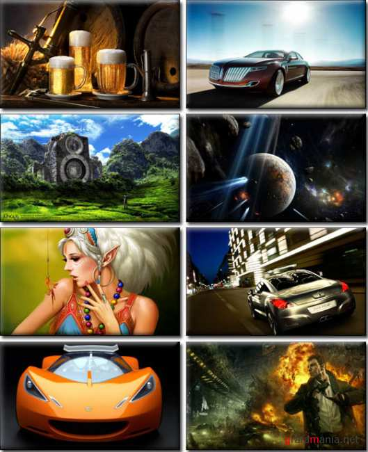 Best Mixed Wallpapers Pack (82)