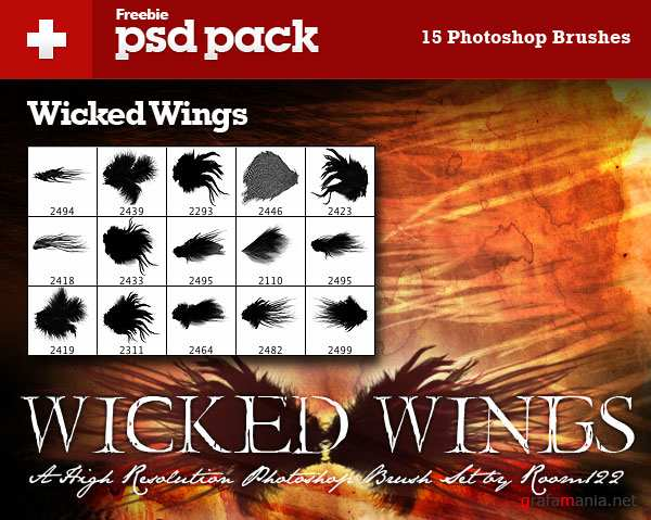 15 Wicked Wings