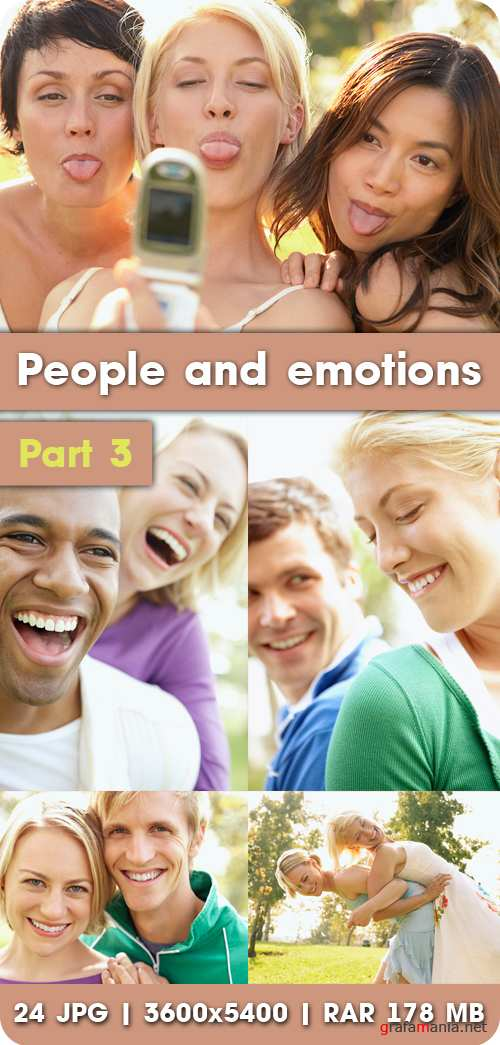 People and emotions (Part 3)