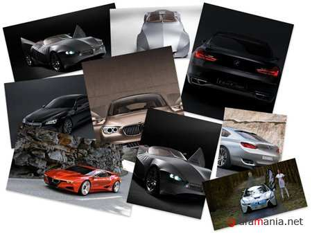 40 Amazing BMW Concept Cars Wallpapers