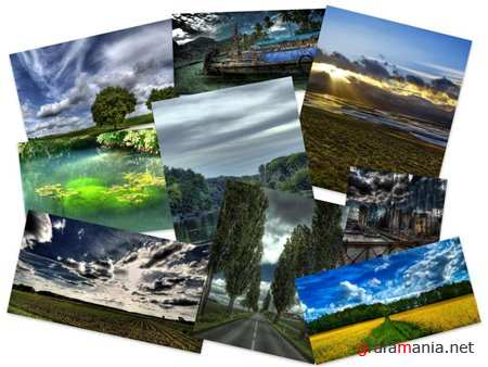 60 Beautiful HDR Wallpapers