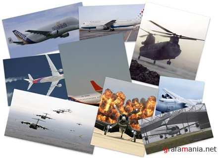 130 Aviation Aircrafts and helicopters Wallpapers