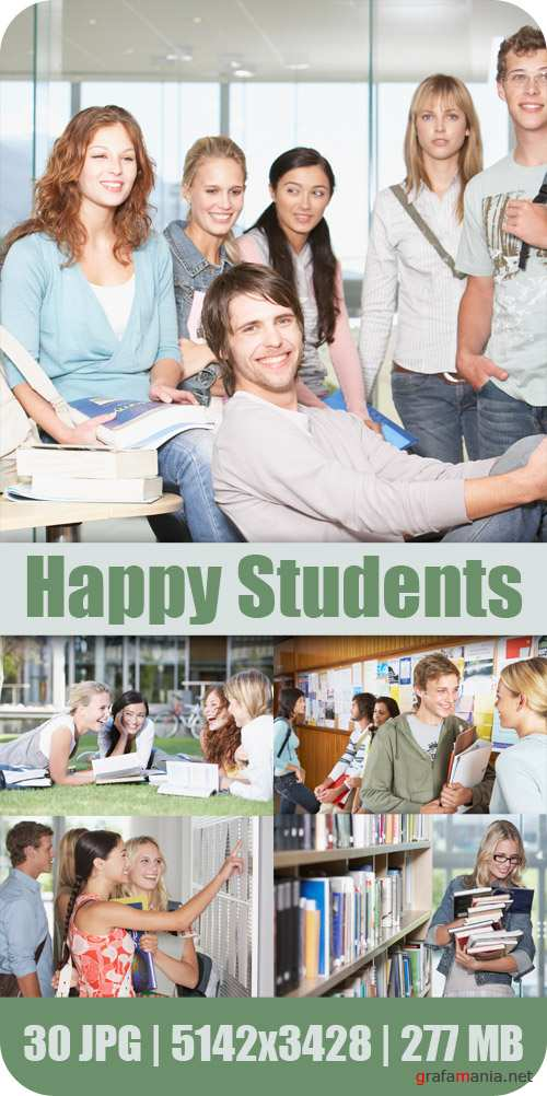 Happy Students