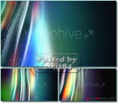 VideoHive motion Magic background loop