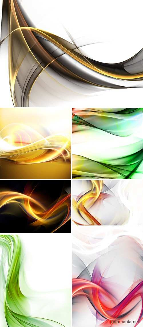 Stock Photo - Abstract Backgrounds