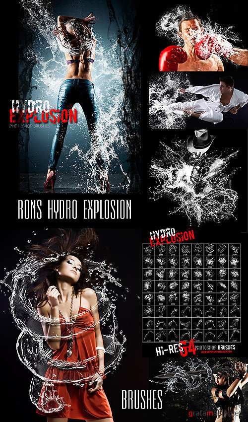 Rons Hydro Explosion