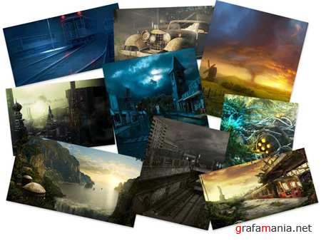 60 Best Fantasy Wallpapers