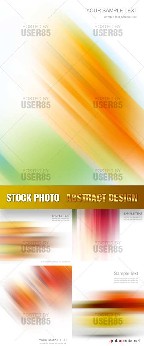 Stock Photo - Abstract Design