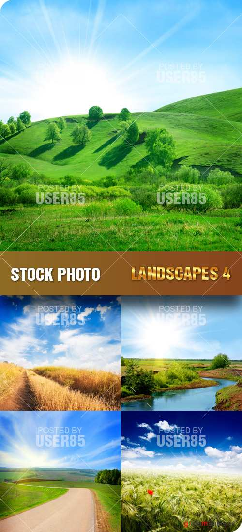 Stock Photo - Landscapes 4
