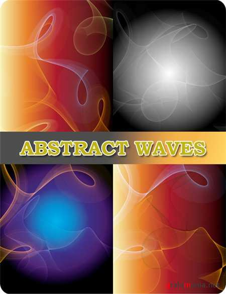 ��������� ������� - Abstract Waves Backgrounds