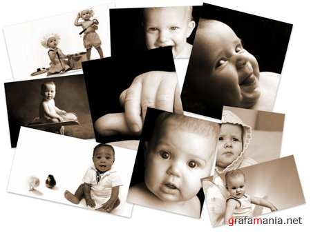 40 Babies Wallpapers
