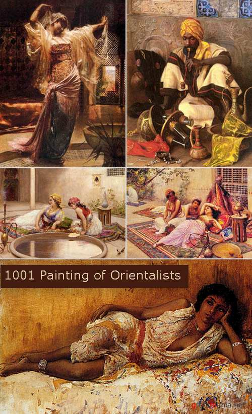 1001 Painting of Orientalists