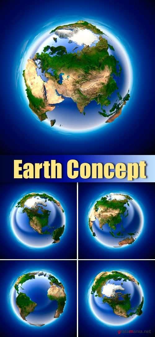 Stock Photo - Earth Concept