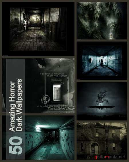 50 Amazing Horror Dark Wallpapers