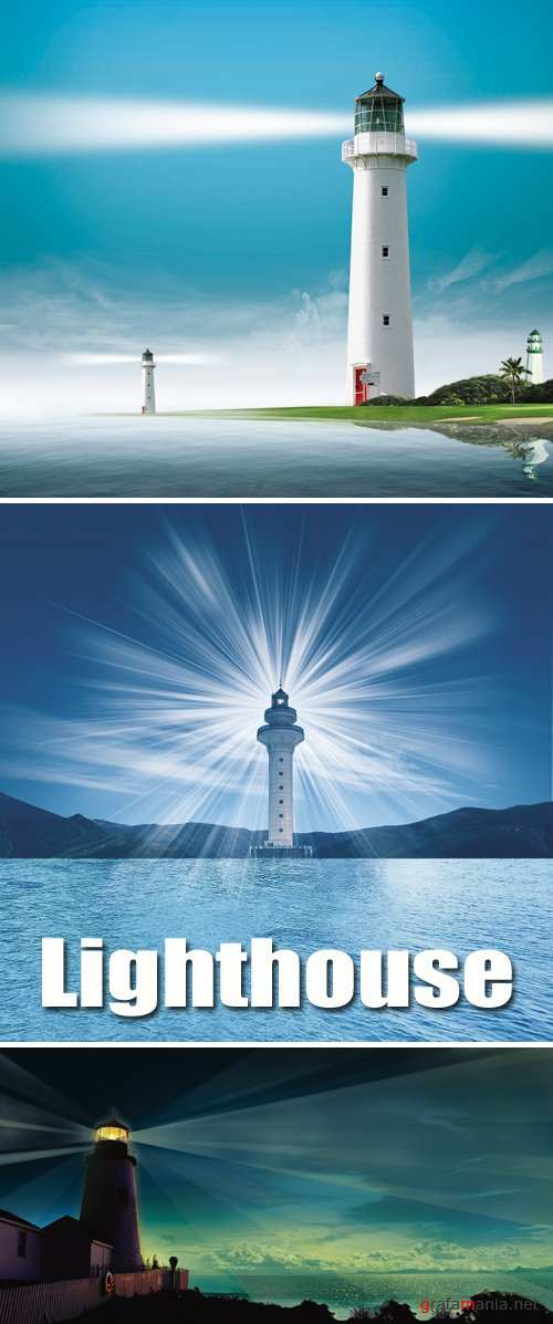 PSD Templates - Lighthouse