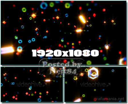 VideoHive motion Space gems
