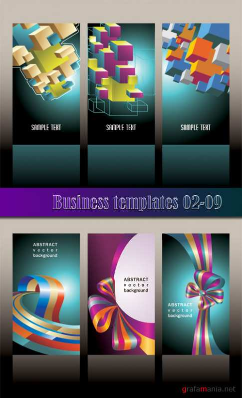 Business templates 02_09